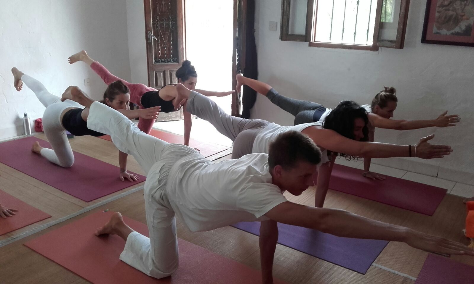 Yoga Teacher Training in Malaga Spain